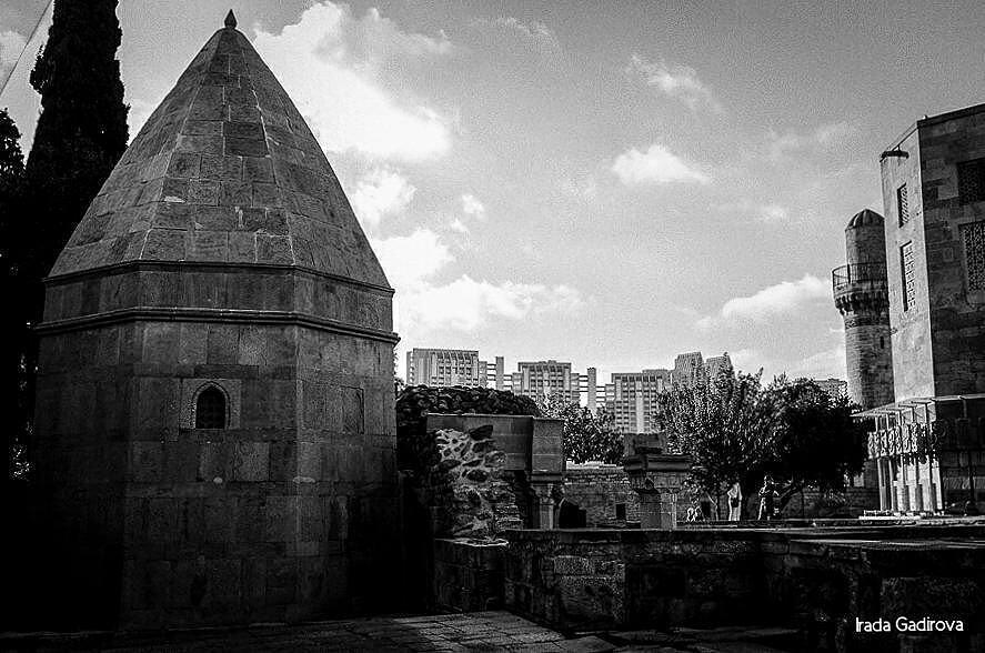 old city baku