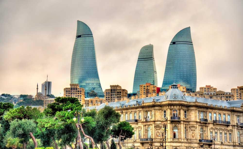 Fairmond Hotel Baku