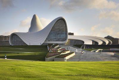 Baku Haydar Aliyev Centre